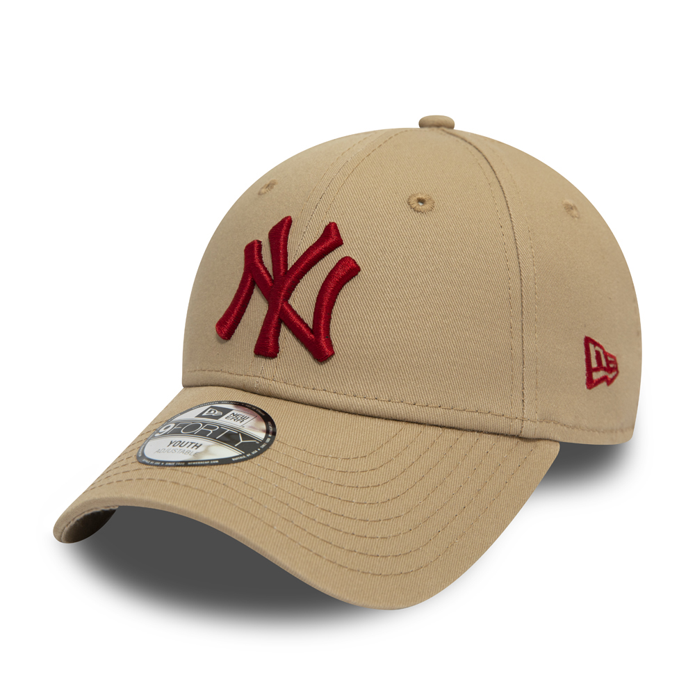 New York Yankees Kids Essential Camel 9FORTY