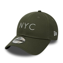 New Era NYC Essential Olive 9FORTY