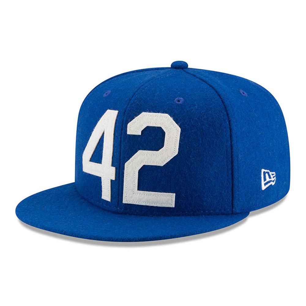 076ed9f3abdc8 ... Jackie Robinson  42  Brooklyn Dodgers 59FIFTY