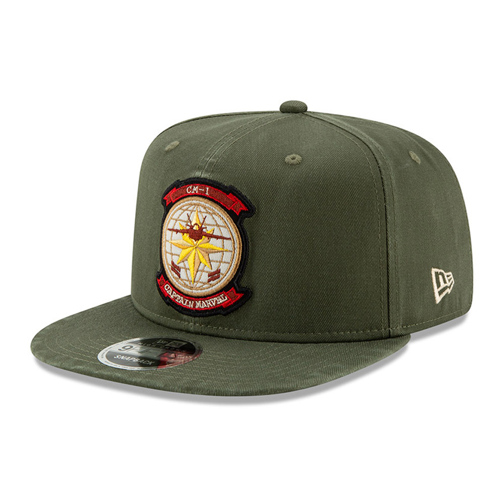 69573f6c8cf51 New. Captain Marvel High Crown 9FIFTY Snapback