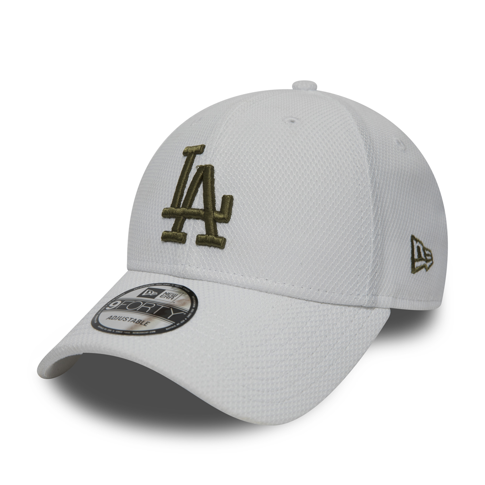 691d01acd23 New. Los Angeles Dodgers Diamond Era White 9FORTY