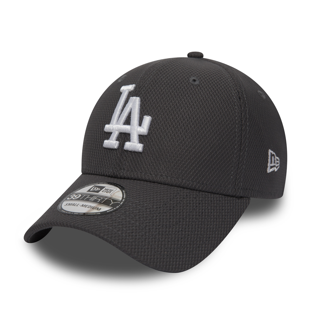 Los Angeles Dodgers Diamond Era Grey 39THIRTY