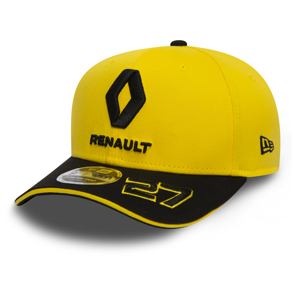 Renault F1 Hulkenberg  Essential Stretch Snap 9FIFTY Snapback
