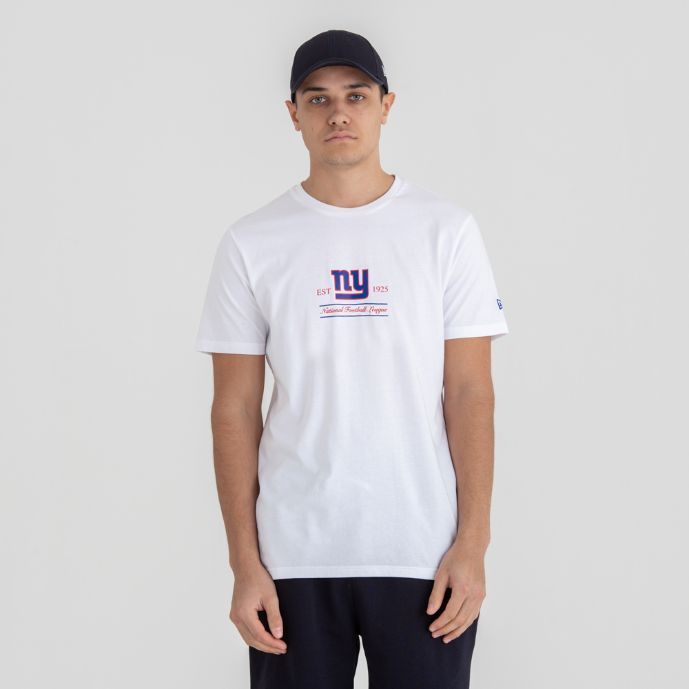 New York Giants Established Number Tee