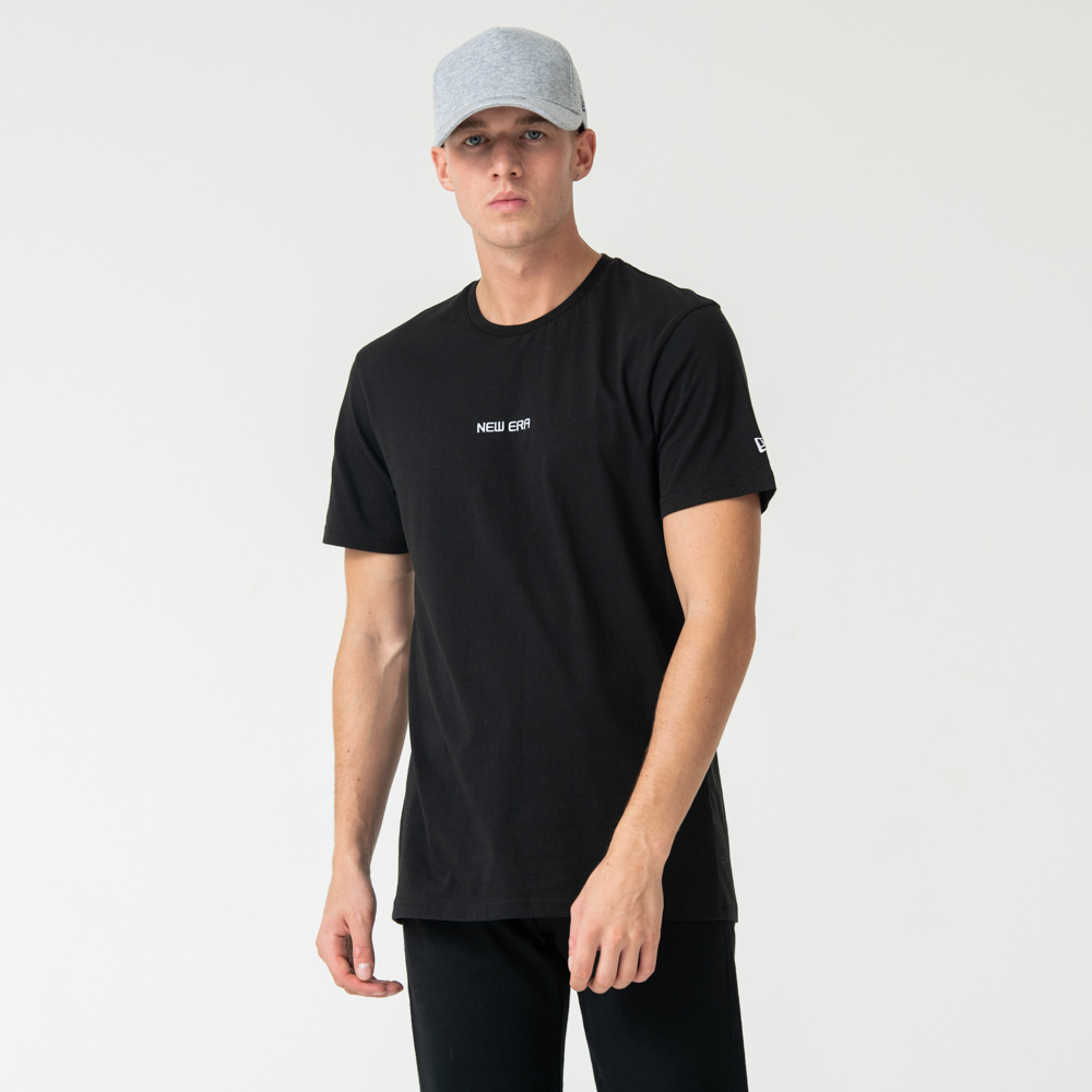 New Era Essential Black Tee