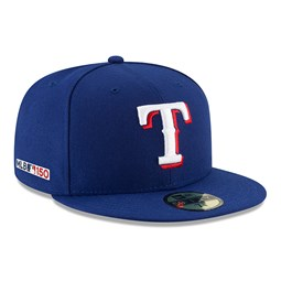 Texas Rangers MLB 150th Anniversary On Field 59FIFTY