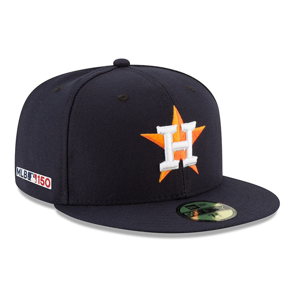 Houston Astros MLB 150th Anniversary On Field 59FIFTY