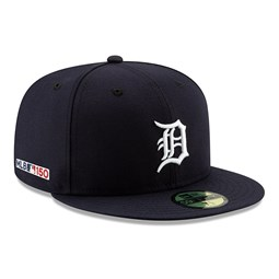 Detroit Tigers MLB 150th Anniversary On Field 59FIFTY