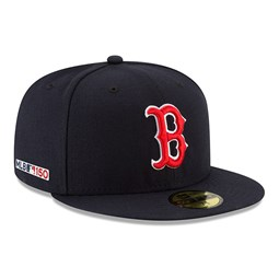 Boston Red Sox MLB 150th Anniversary On Field 59FIFTY