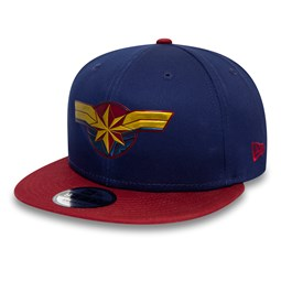Captain Marvel 9FIFTY Snapback