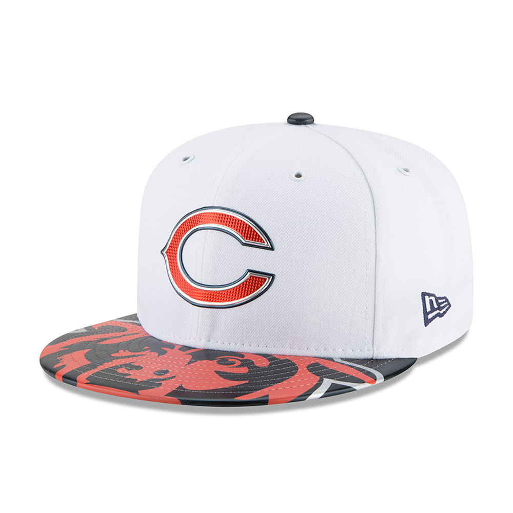 c47c24fc6d2 Chicago Bears 2017 NFL Draft On Stage 59FIFTY