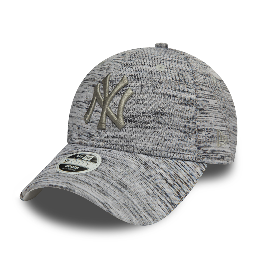 New York Yankees Engineered Fit Womens Grey 9FORTY