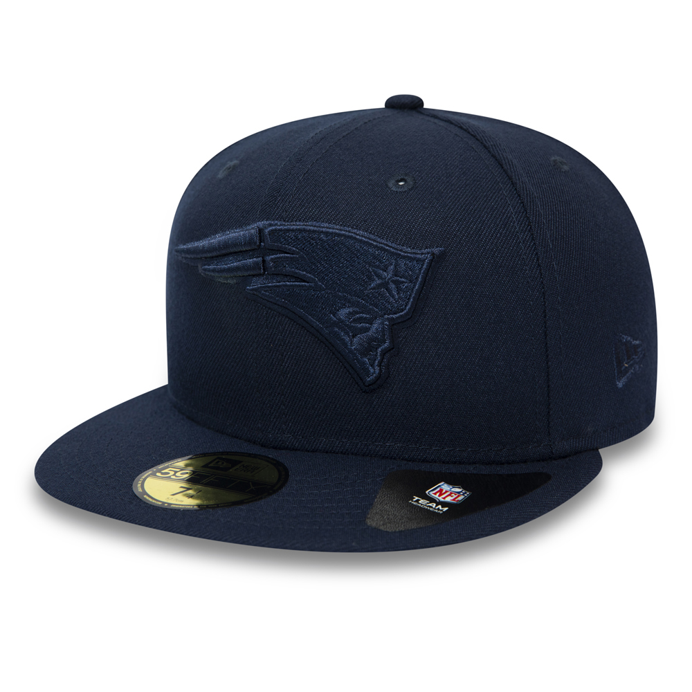 New England Patriots NFL Tonal Official Team Colour 59FIFTY