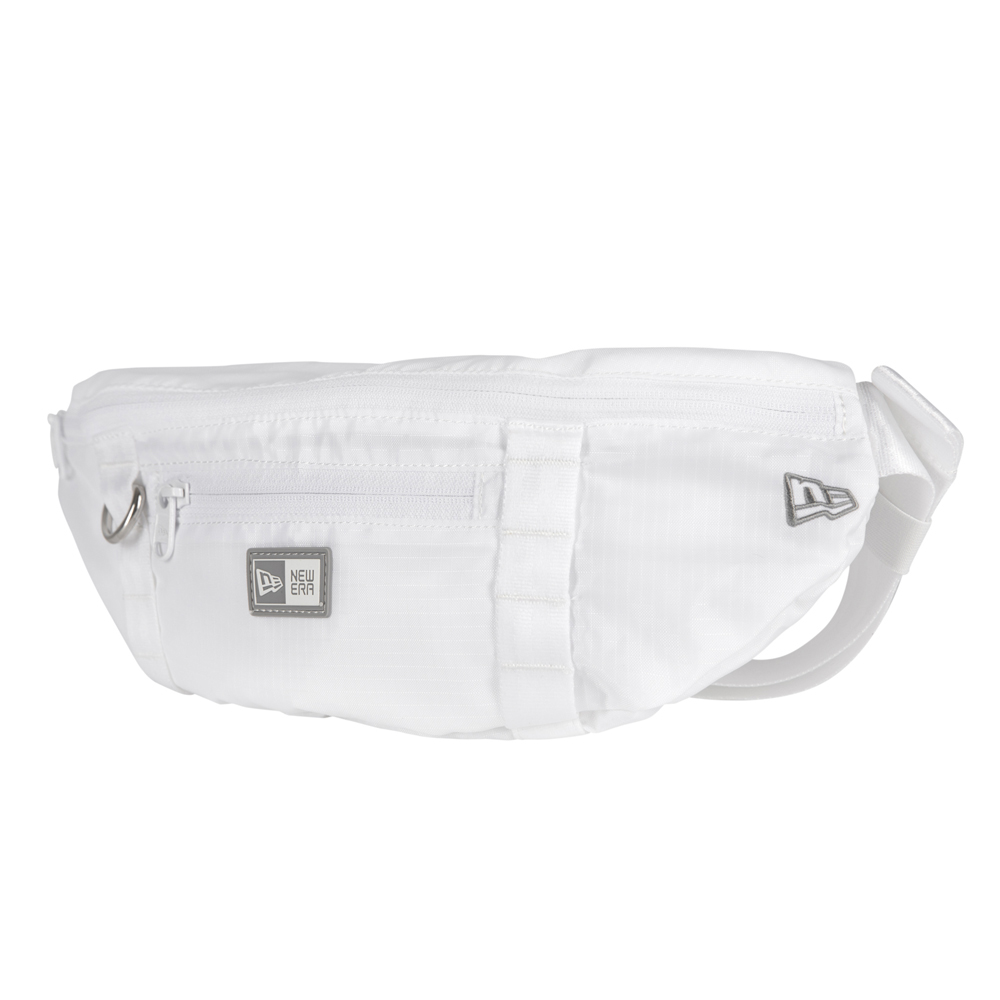 New Era Light White Waist Bag