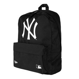 New York Yankees Stadium Black Backpack