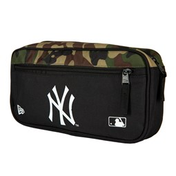 New York Yankees Woodland Camo Cross Body Waist Pack