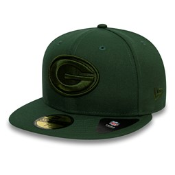 Green Bay Packers Official Team Colour NFL 59FIFTY