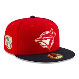 Toronto Blue Jays Independence Day 59FIFTY