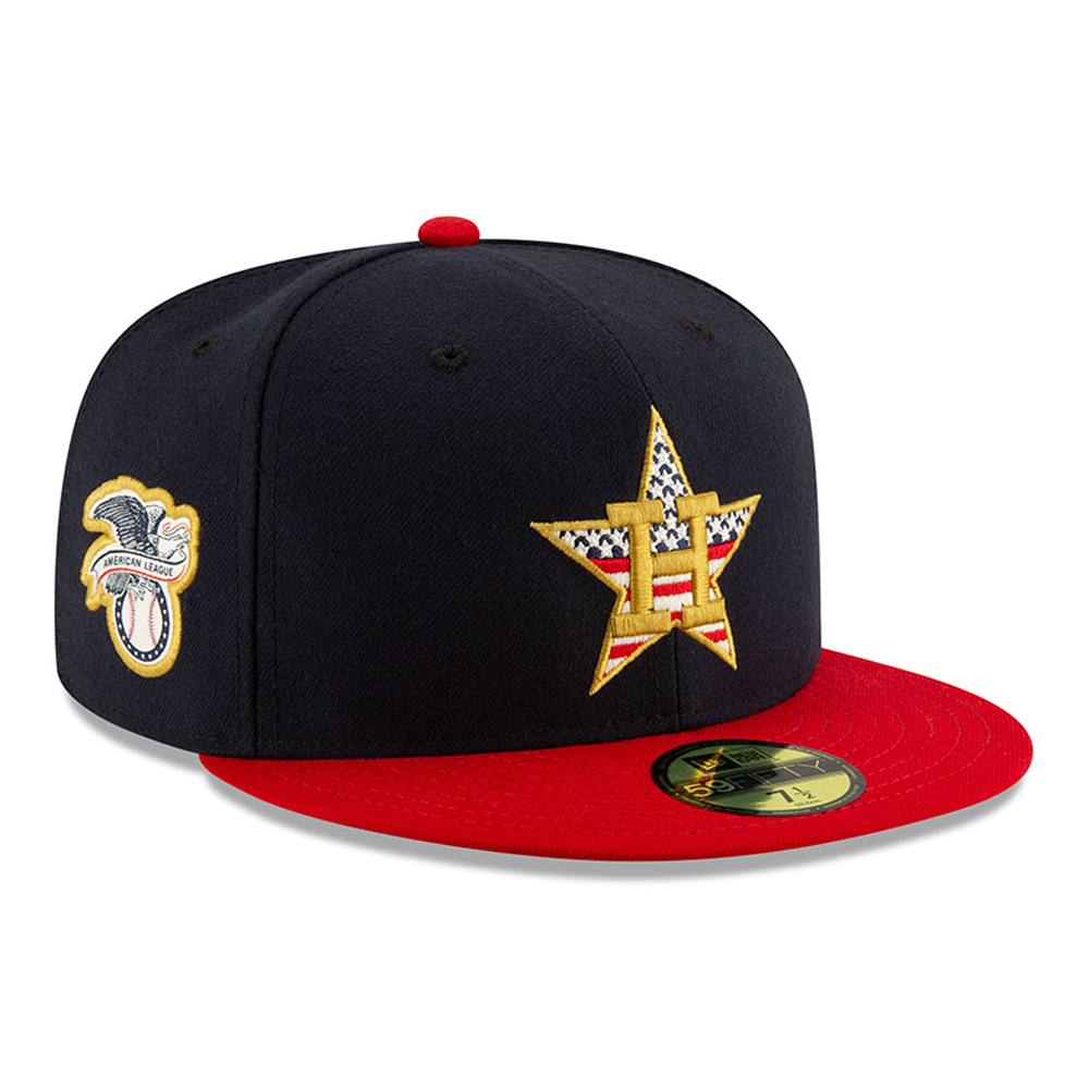 Houston Astros Independence Day 59FIFTY