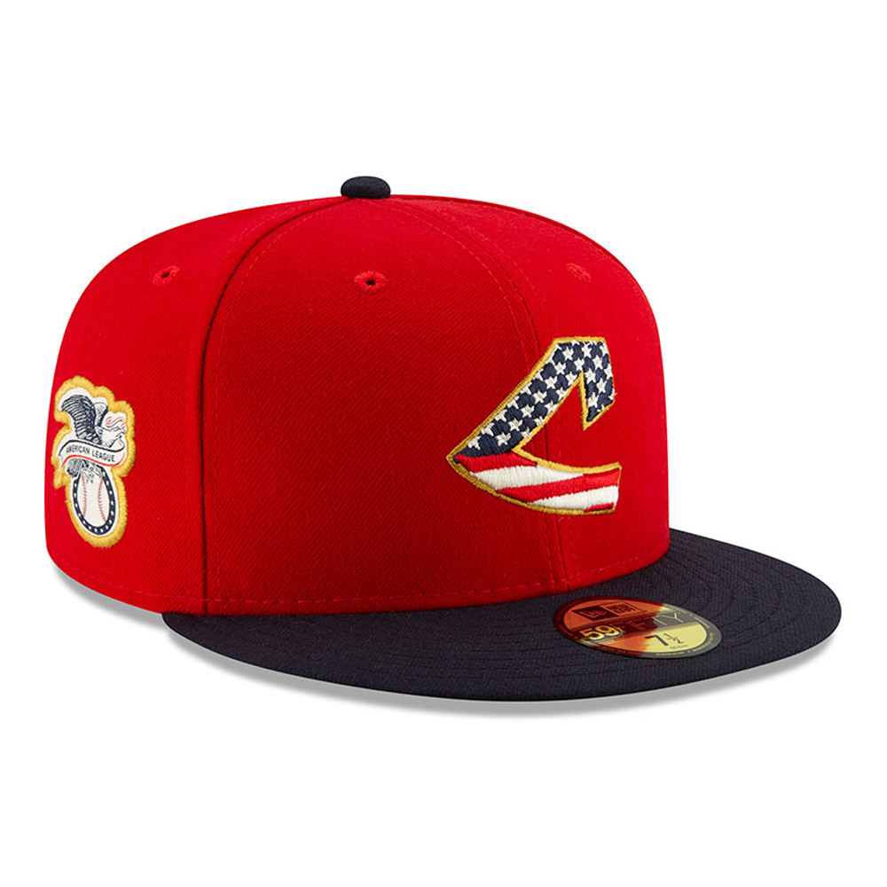 Cleveland Indians Independence Day 59FIFTY