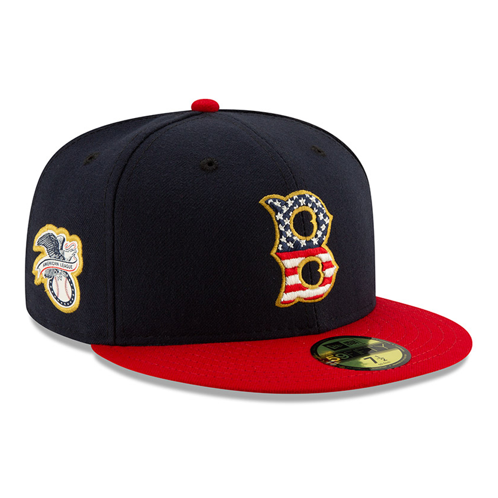 Boston Red Sox Independence Day 59FIFTY