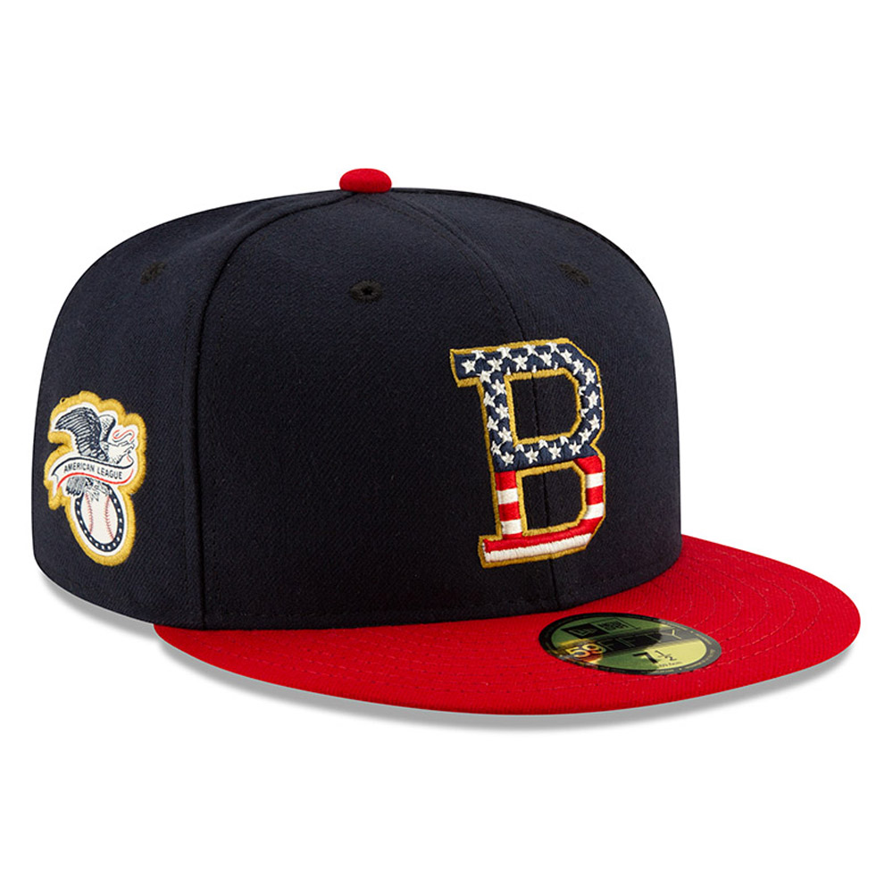 Baltimore Orioles Independence Day 59FIFTY