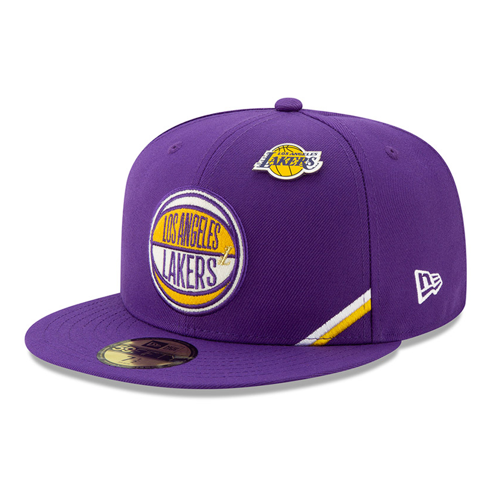 Los Angeles Lakers 2019 NBA Draft 59FIFTY