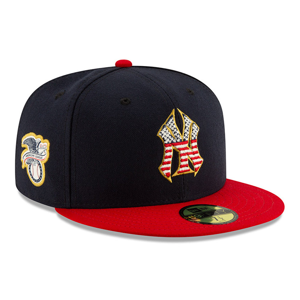 New York Yankees Independence Day 59FIFTY