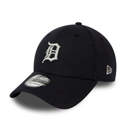 Detroit Tigers Navy and Grey 39THIRTY Cap