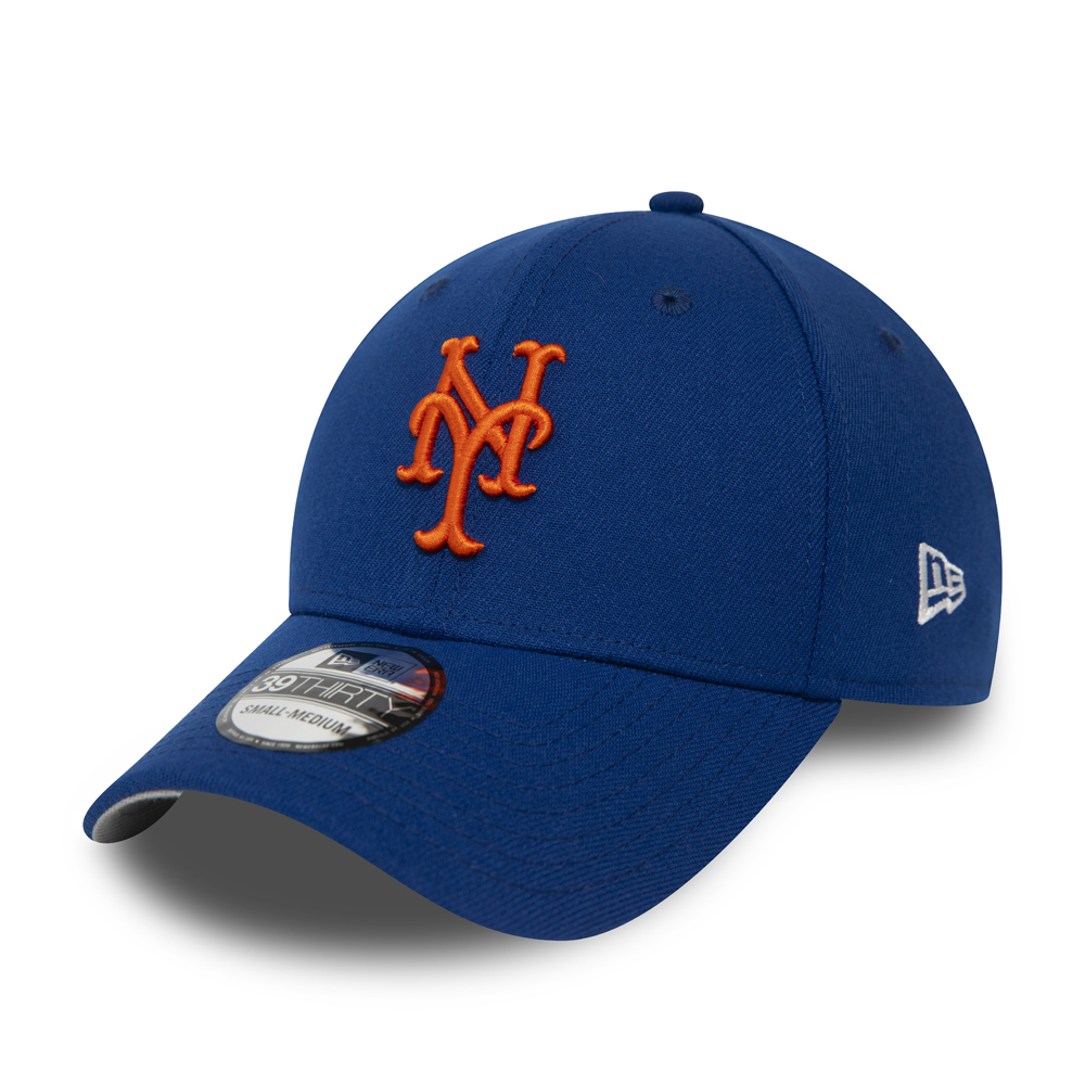 New York Mets Royal Grey 39THIRTY Cap