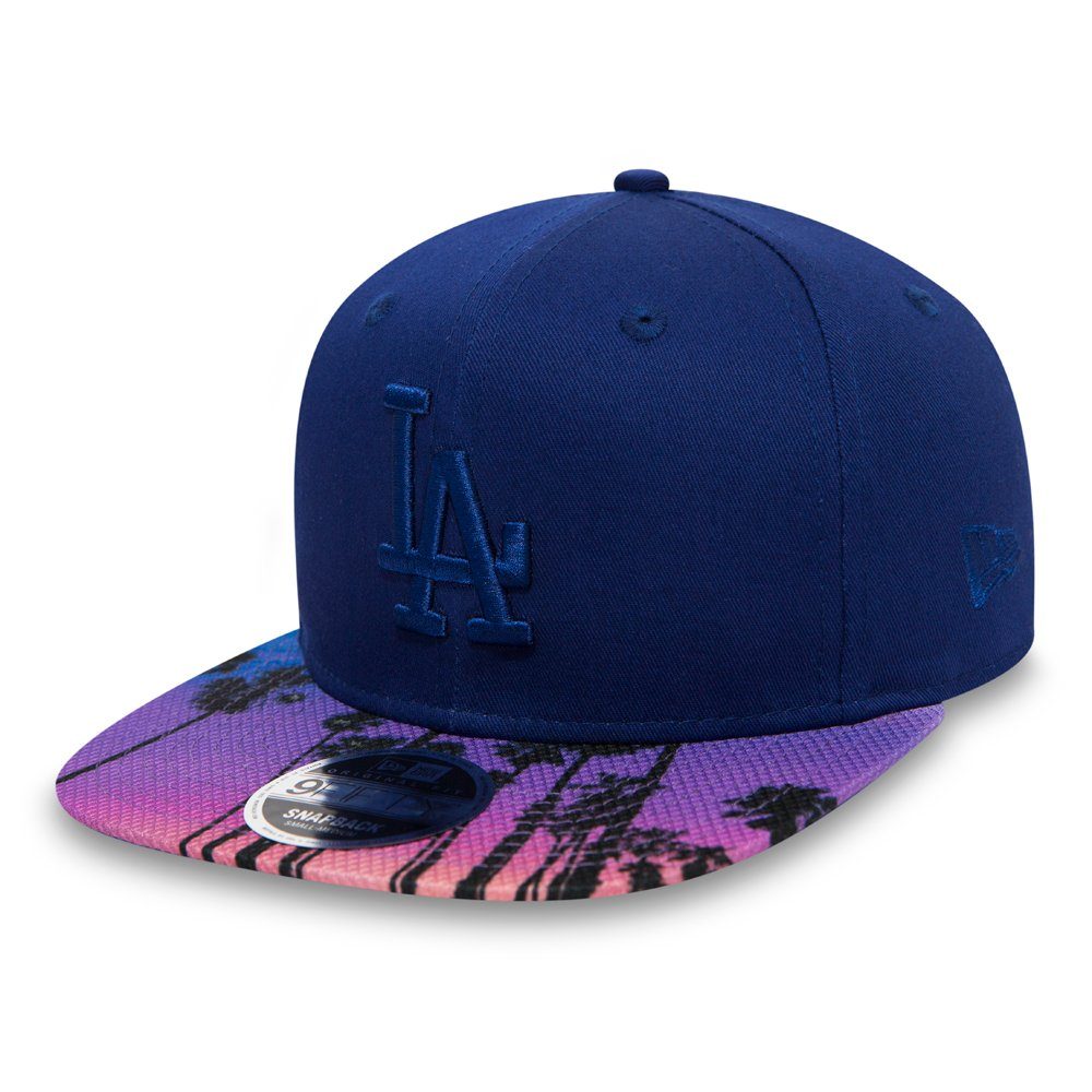 UNTILITY LA Dodgers New Era Original-Fit Snapback Cap