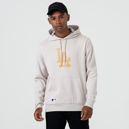 Los Angeles Dodgers Logo Stone Pullover Hoodie