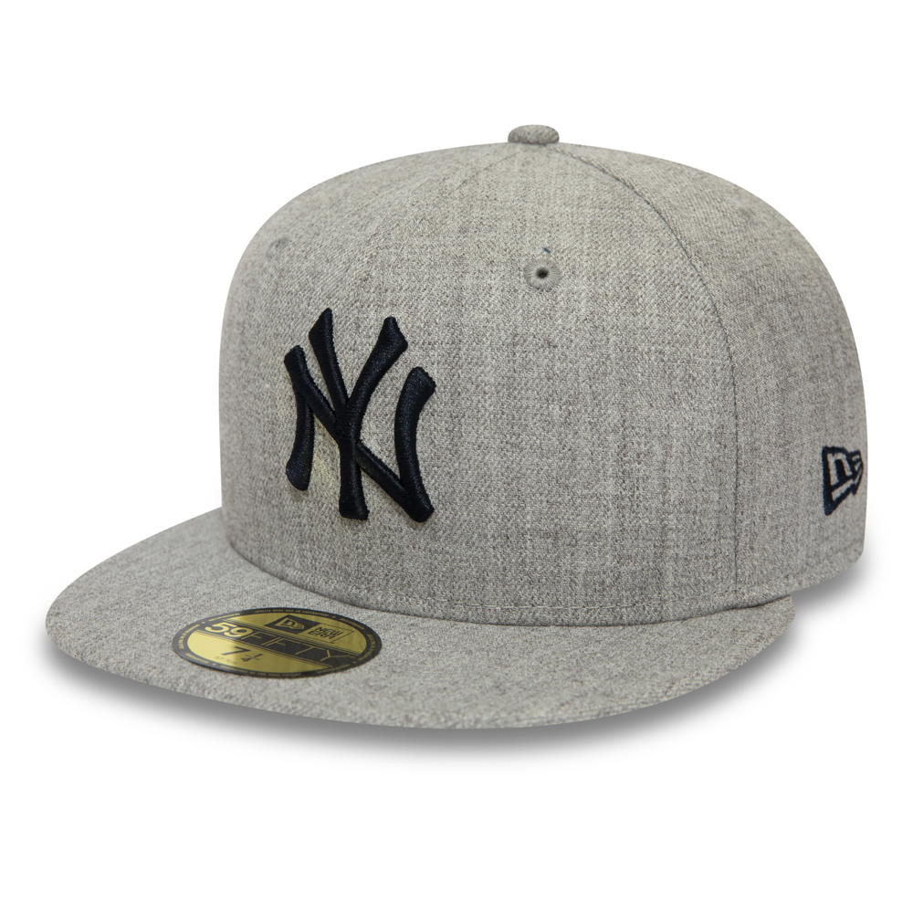 New York Yankees Essential Grey 59FIFTY SNAPBACK