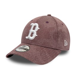 Boston Red Sox Engineered Plus Kids Maroon 9FORTY Cap