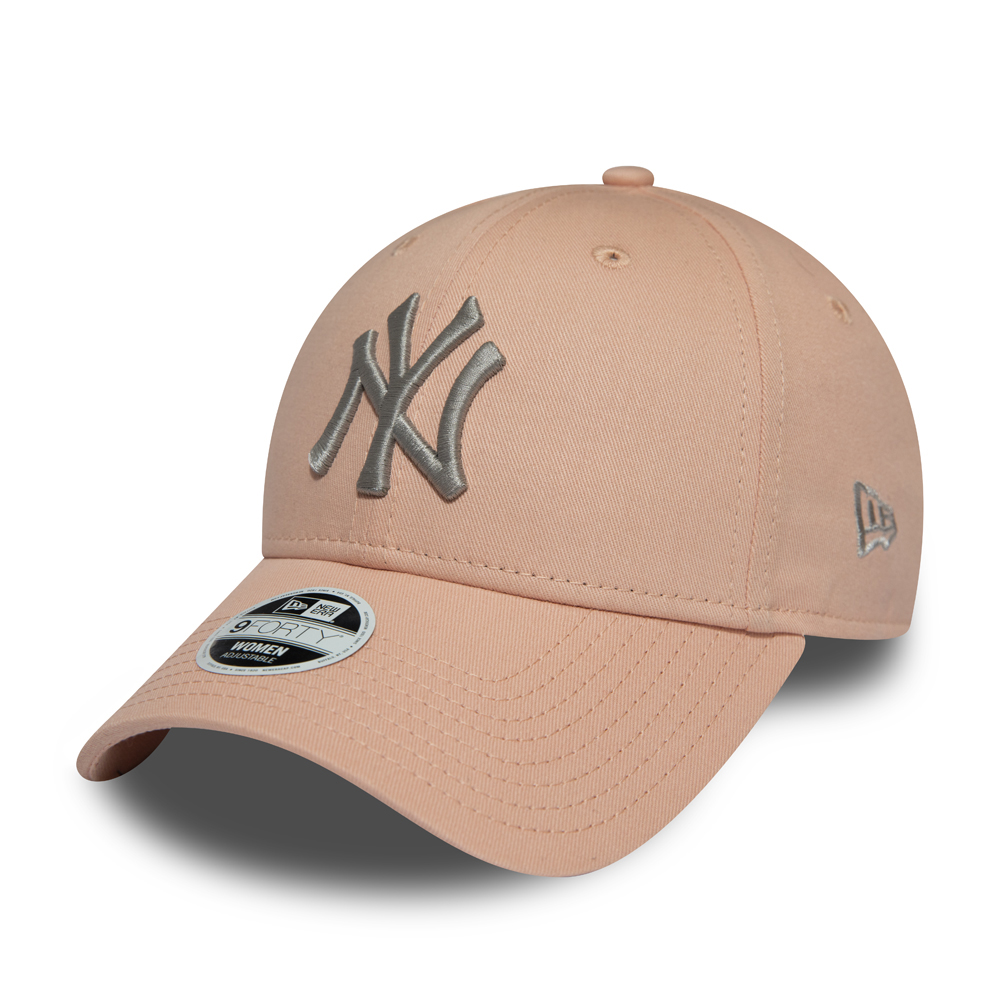 New York Yankees Essential Womens Pink 9FORTY