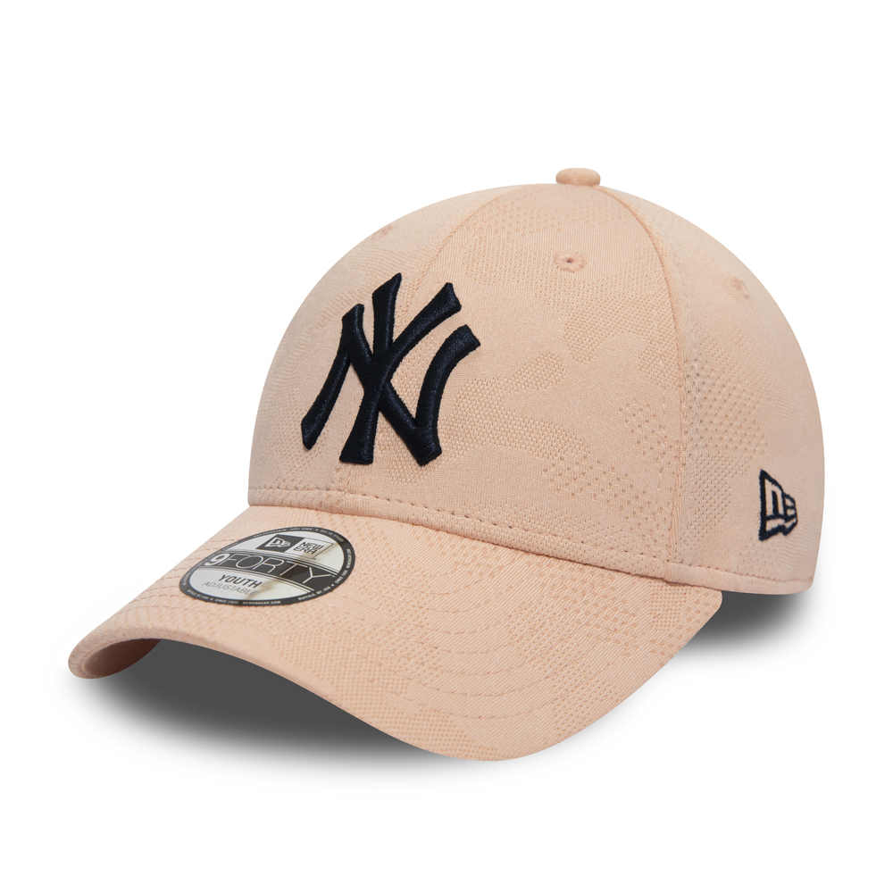 New York Yankees Engineered Plus Kids Blush 9FORTY Cap