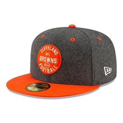 Cleveland Browns Sideline Home 59FIFTY