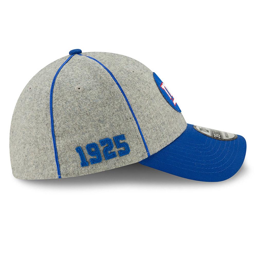 New Era 39Thirty Cap Sideline Home New York Giants