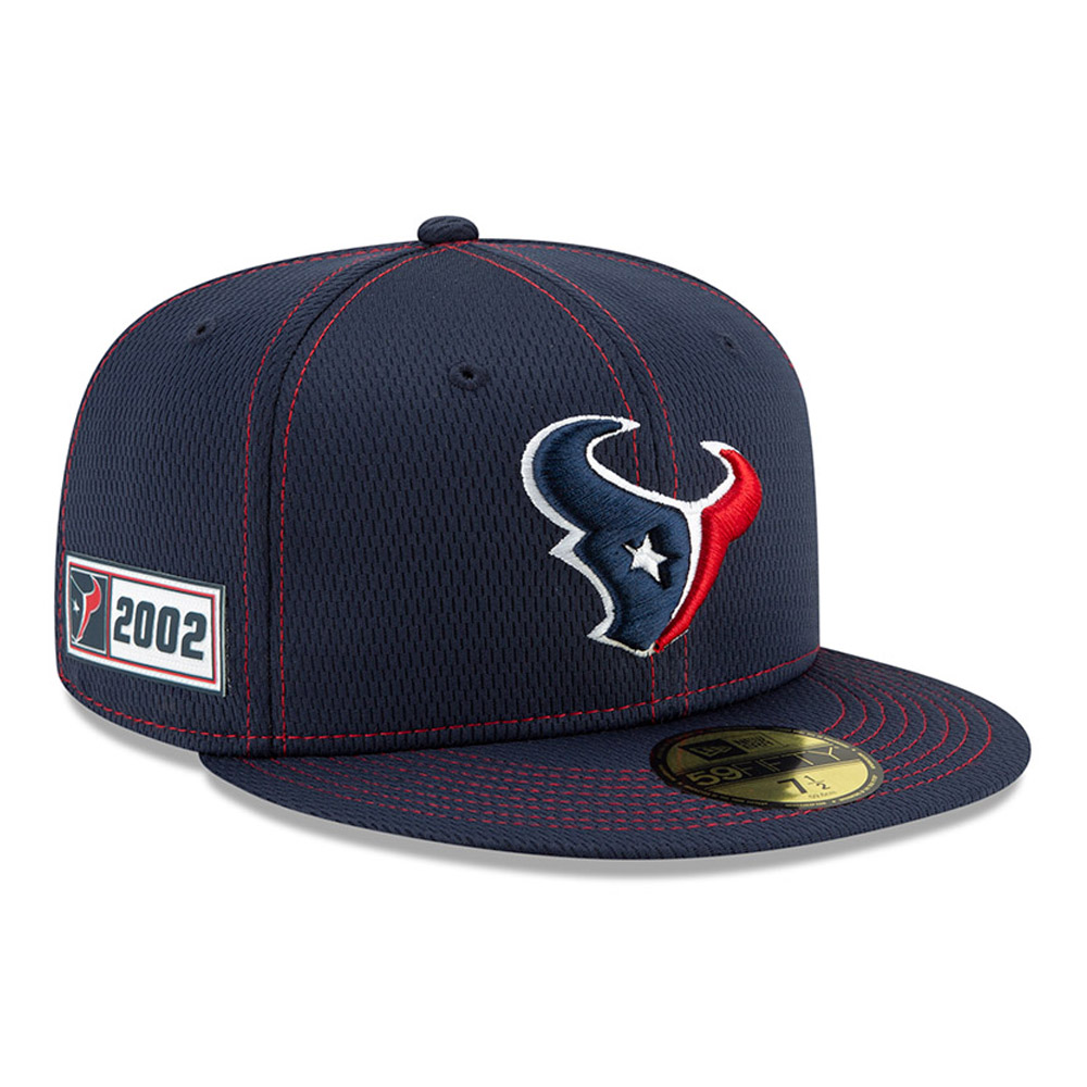 Houston Texans Sideline Road 59FIFTY