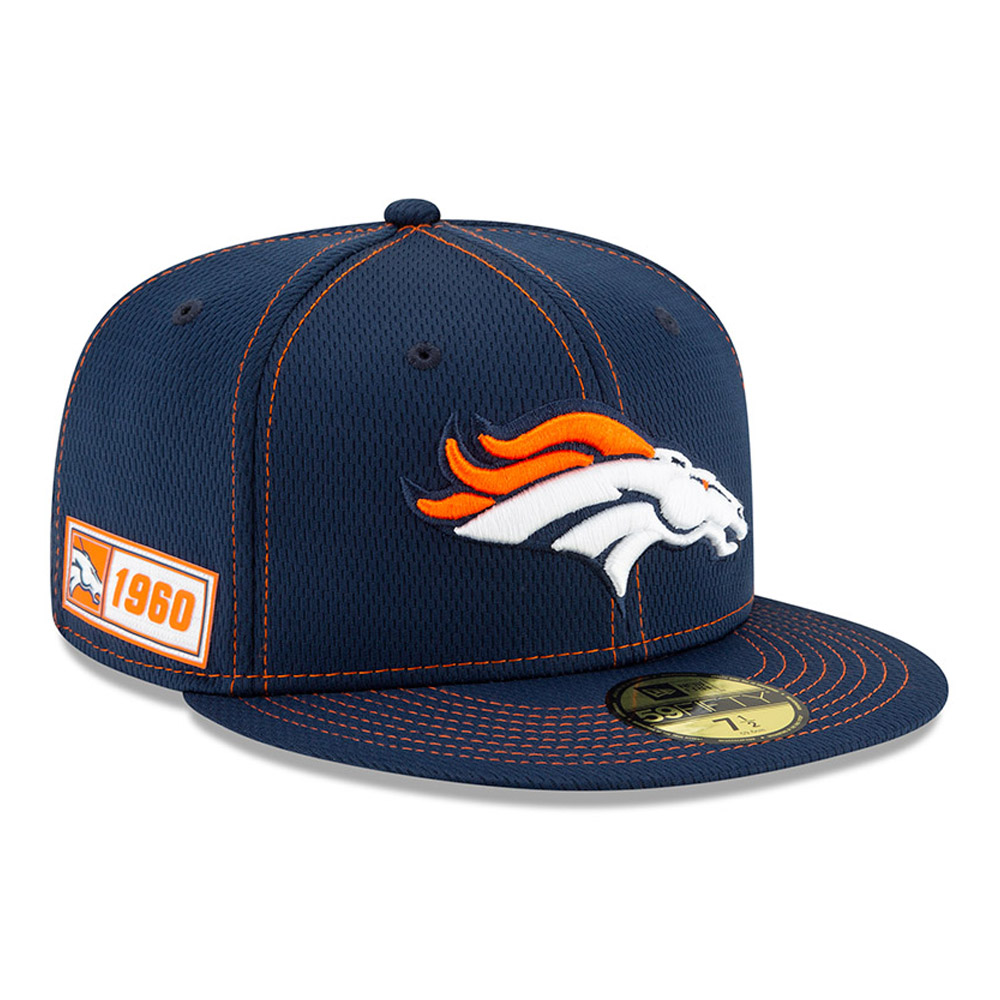 Denver Broncos Sideline Road 59FIFTY