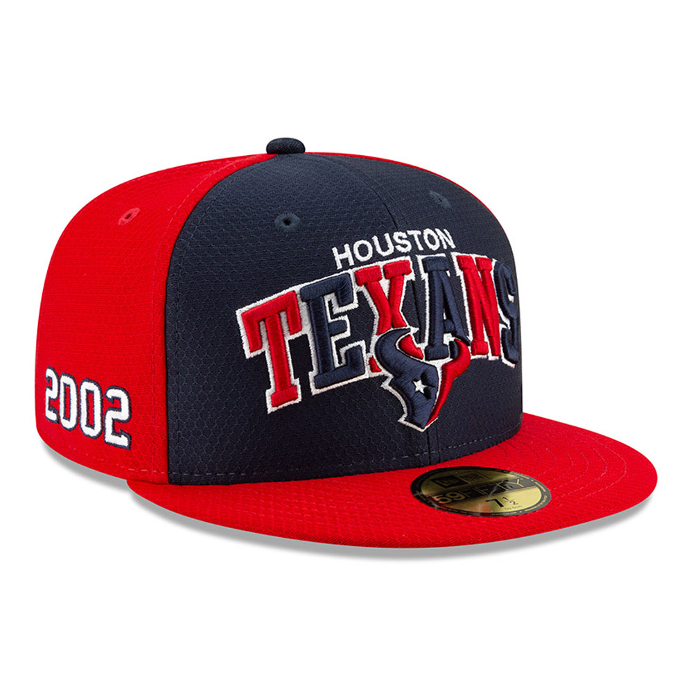 Houston Texans Sideline Home 59FIFTY