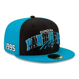 Carolina Panthers Sideline Home 59FIFTY
