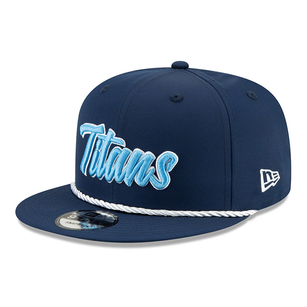 Teneesee Titans Sideline Home 9FIFTY