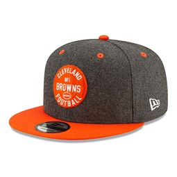 Cleveland Browns Sideline Home 9FIFTY