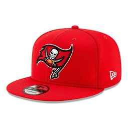 Tampa Bay Buccaneers Sideline Road 9FIFTY
