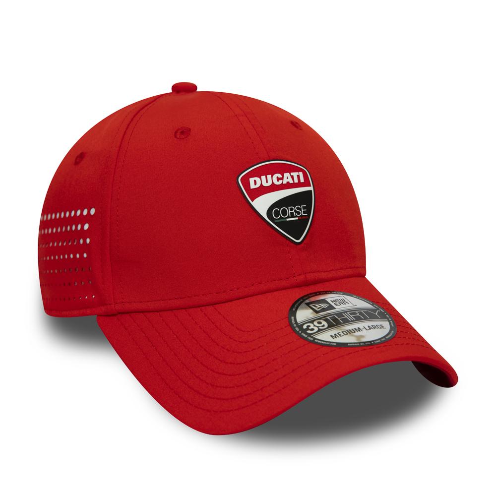 New Era Rot Ducati Corse FA19 39Thirty Stretch Cap