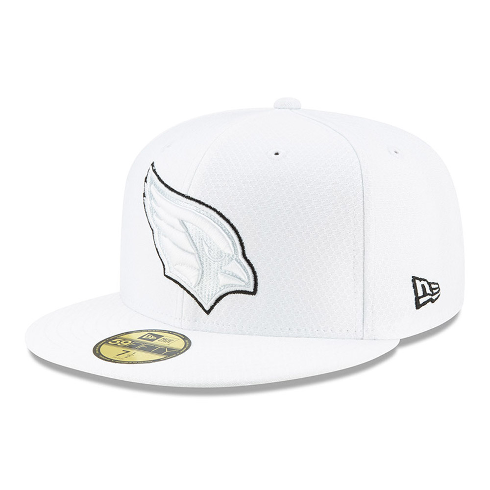 Arizona Cardinals On Field Platinum 59FIFTY