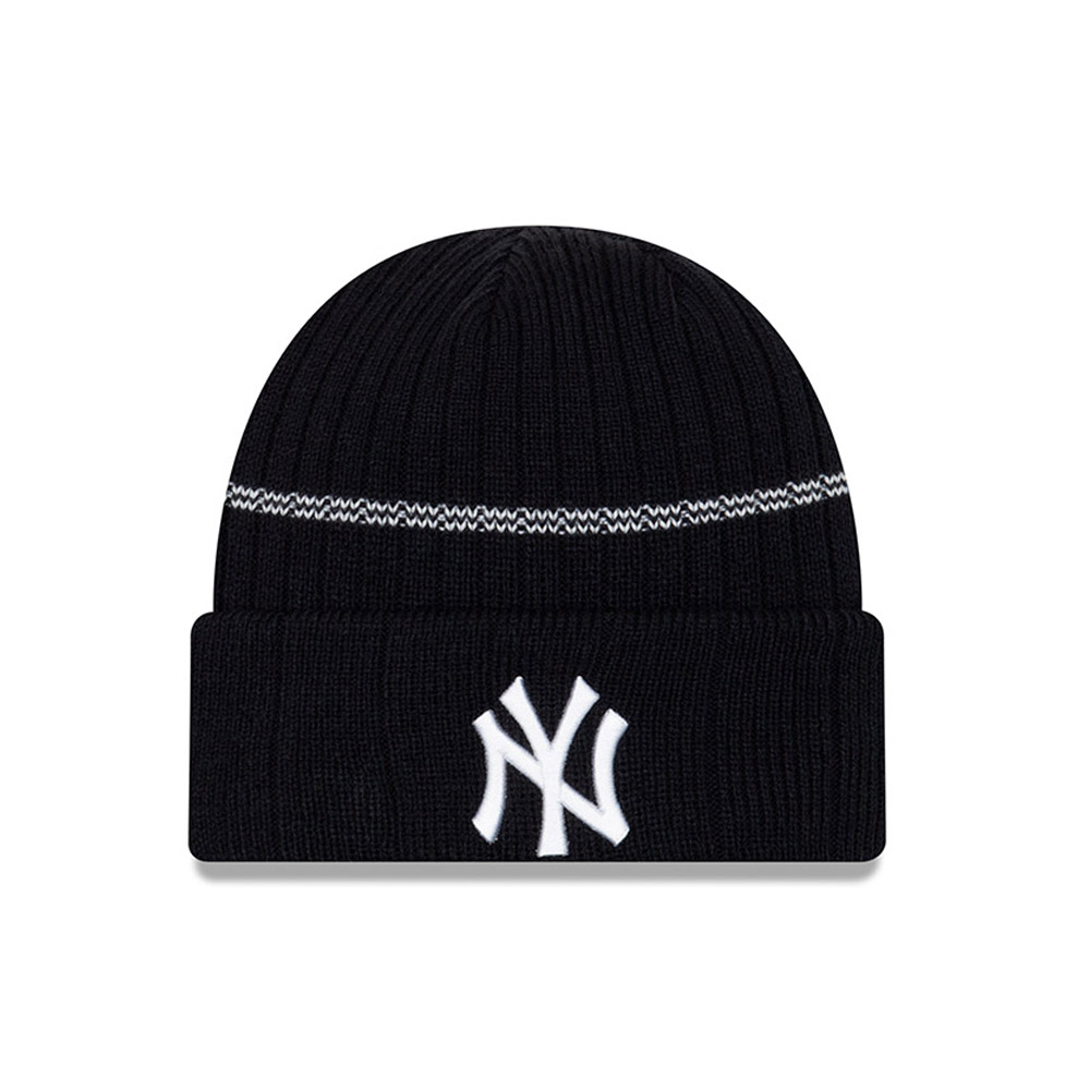 New York Yankees Navy Cuff Knit