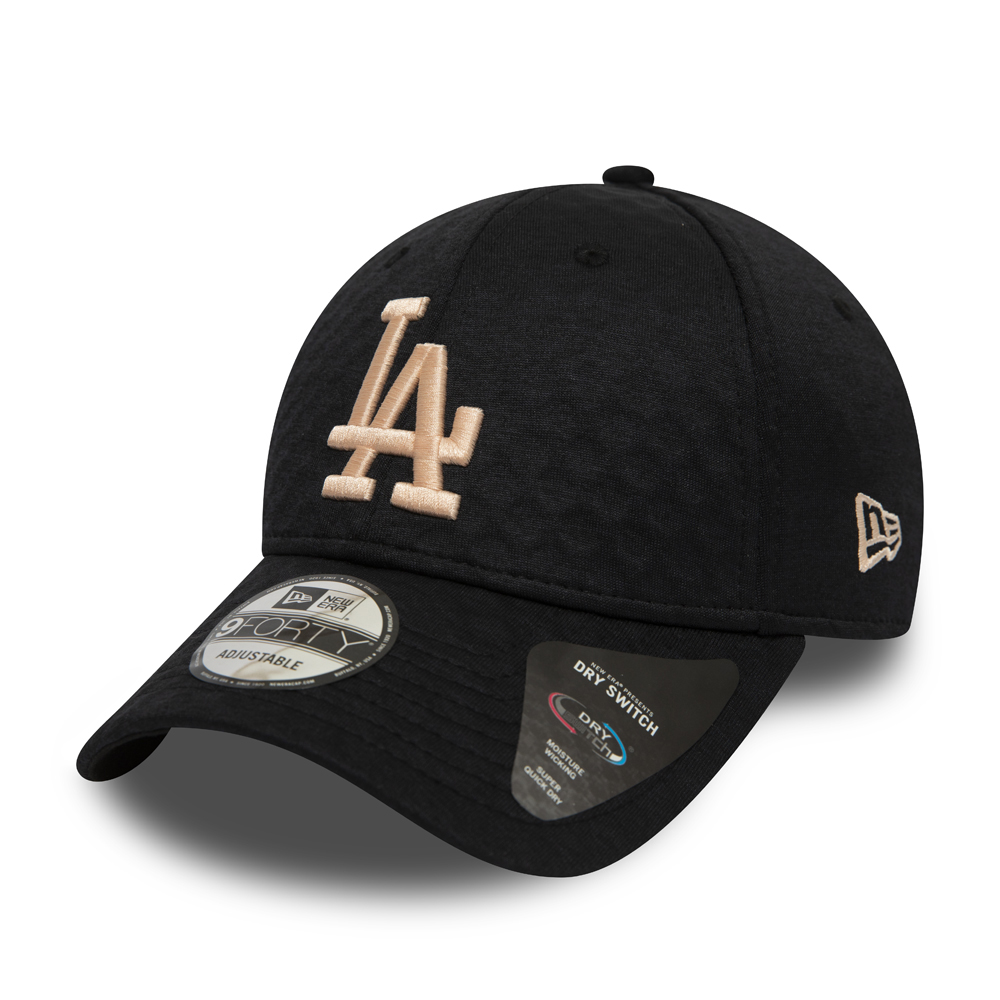 Los Angeles Dodgers Dry Switch Black 9FORTY Cap