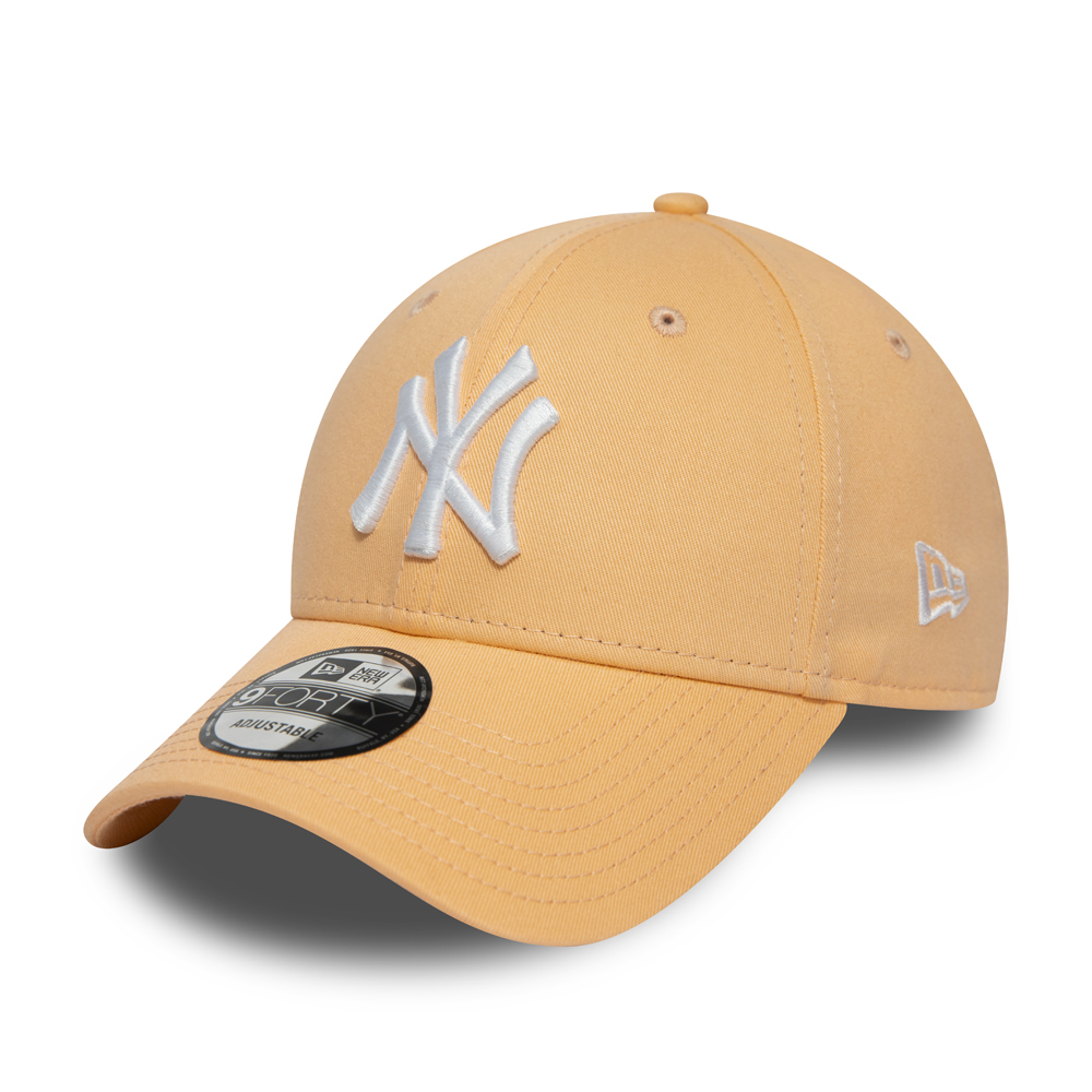 New York Yankees Essential Peach 9FORTY Cap